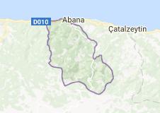 Bozkurt,Kastamonu Uydu Görüntüsü Uydu Haritası