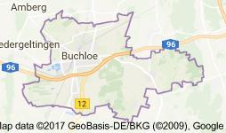 Buchloe Uydu Görüntüsü Uydu Haritası Almanya