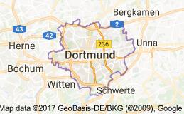 Dortmund Uydu Görüntüsü Uydu Haritası Almanya