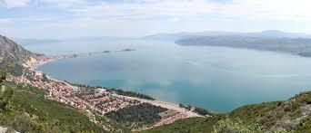 Eğirdir Gölü Uydu Görüntüsü Uydu Haritası Isparta