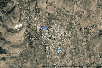 Göksun Uydu Görüntüsü Uydu Haritası Kahramanmaraş