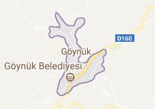 Göynük Uydu Görüntüsü Uydu Harita Bolu
