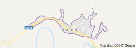 Kastamonu Hanönü İlçesi Uydu Görüntüsü Uydu Haritası