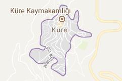 Kastamonu Küre İlçesi Uydu Görüntüsü Uydu Haritası