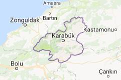 Karabük Uydu Görüntüsü Uydu Haritası
