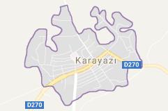 Karayazı Uydu Görüntüsü Uydu Haritası Erzurum