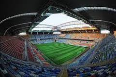 Kayseri Kadir Has Şehir Stadyumu Uydu Görüntüsü Haritası