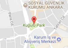 Kuğulu Park Uydu Görüntüsü Uydu Haritası Ankara