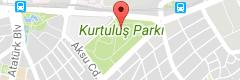 Kurtuluş Parkı Uydu Görüntüsü Uydu Haritası Ankara