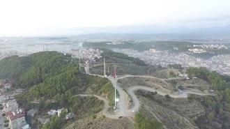 Antalya Manavgat Havadan Kamera Görüntüsü İzle