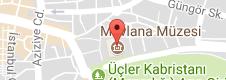 Mevlana Müzesi Konya Uydu Görüntüsü Uydu Haritası