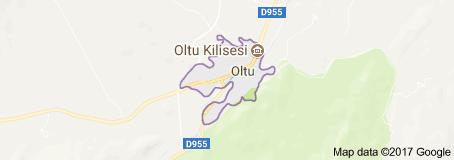 Oltu Uydu Görüntüsü Uydu Haritası Erzurum