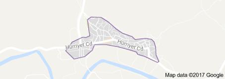 Sarıcakaya Uydu Görüntüsü Uydu Haritası Eskişehir