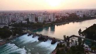 Adana Seyhan Havadan Kamera Görüntüsü İzle