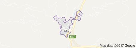 Torul Uydu Görüntüsü Uydu Haritası Gümüşhane