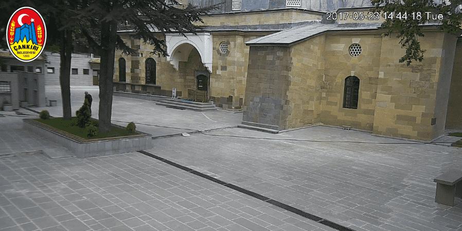 Çankırı Büyük Cami Canlı Kamera Mobese İzle