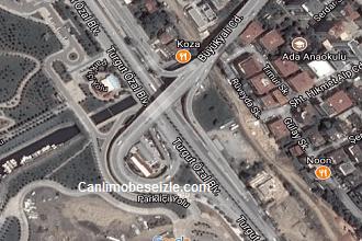 Büyükyalı Köprüsü Uydu Görüntüsü Uydu Haritası Maltepe