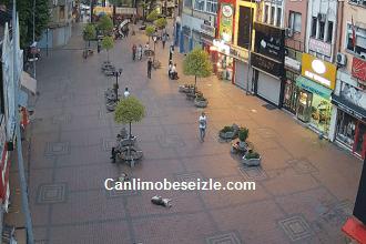 Çaycuma Cumhuriyet Meydanı canlı mobese izle
