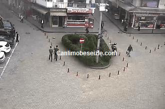 Çayeli 15 Temmuz Şehitler Meydanı canlı mobese izle