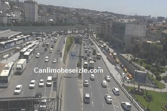 İstanbul Esenler Otogarı Canlı Mobese İzle