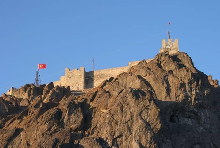 Hasan Kale Uydu Görüntüsü ve Haritası Erzurum