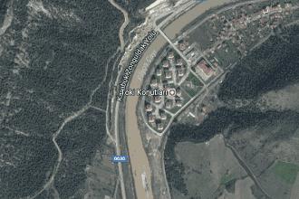 Karabük Toki Konutları Uydu Görüntüsü Ve Haritası