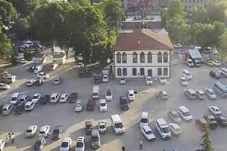 Afyonkarahisar Kent Meydanı Canlı Mobese izle