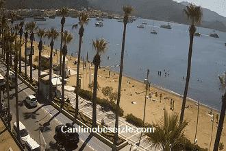 Marmaris Sahil Plaj Canlı izle