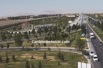 Konya Türk Yıldızları Parkı canlı mobese izle