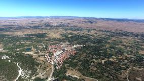 Kütahya Çamlıca Tabiat Parkı Uydu Görüntüsü ve Haritası