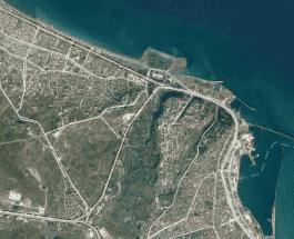 Samsun İlkadım Uydu Görüntüsü Uydu Haritası