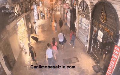 İstanbul Kapalı Çarşı Canlı Mobese İzle