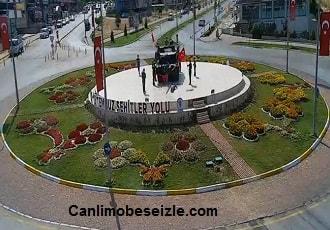 Merkezefendi 15 Temmuz Şehitler Meydanı Canlı Mobese İzle
