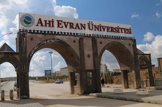 Kırşehir Ahi Evran Üniversitesi Uydu Görüntüsü ve Haritası İzle