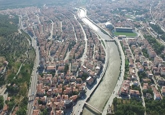 Amasya Havadan Kamera Görüntüsü İzle