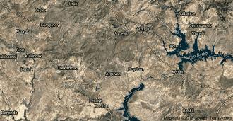 Malatya Arguvan Uydu Görüntüsü ve Haritası