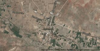 Kütahya Aslanapa Uydu Görüntüsü ve Haritası