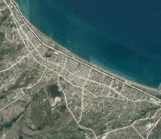 Samsun Atakum Uydu Görüntüsü Uydu Haritası