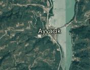 Samsun Ayvacık Uydu Görüntüsü Uydu Haritası