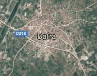 Samsun Bafra Uydu Görüntüsü Uydu Haritası