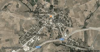 Kütahya Dumlupınar Uydu Görüntüsü ve Haritası