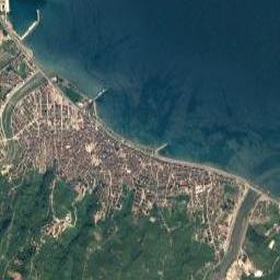 Ordu Fatsa Uydu Görüntüsü Haritası