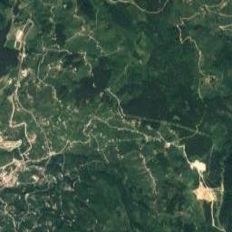 Ordu Gölköy Uydu Görüntüsü Haritası