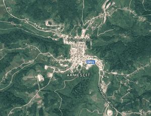 Ordu Gürgentepe Uydu Görüntüsü Haritası