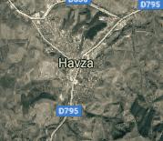 Samsun Havza Uydu Görüntüsü Uydu Haritası