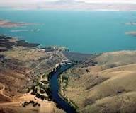 Hirfanlı Barajı Uydu Görüntüsü ve Haritası İzle