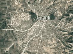 Osmaniye Kadirli Uydu Görüntüsü Haritası