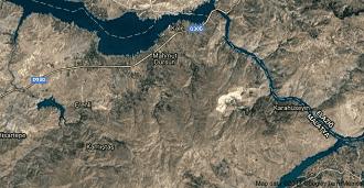 Malatya Kale Uydu Görüntüsü ve Haritası