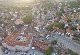 Karabük Safranbolu Havadan Kamera Görüntüsü İzle