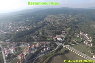 Kastamonu Araç Havadan Kamera İzle